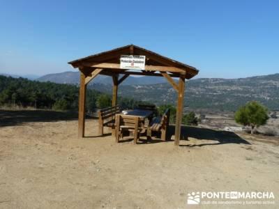 La sierra Oeste de Madrid. Puerto de la Cruz Verde, Robledo de Chavela, ermita de Navahonda. hacer t